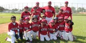 1 Equipo Redsox