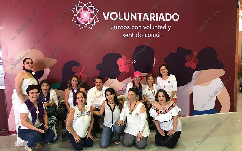 8 voluntarias del IEM